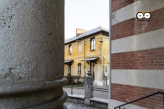 Chiesa Santa Elisabetta, Villaggio Leumann, Collegno