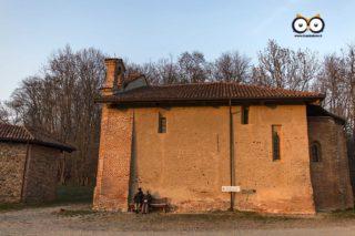 Chiesa di San Giuliano – Parco Naturale La Mandria, Druento