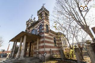 Chiesa Santa Elisabetta – Villaggio Leumann, Collegno