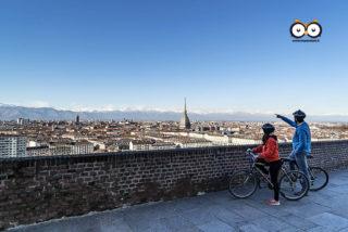 Belvedere dal Monte dei Cappuccini, Torino