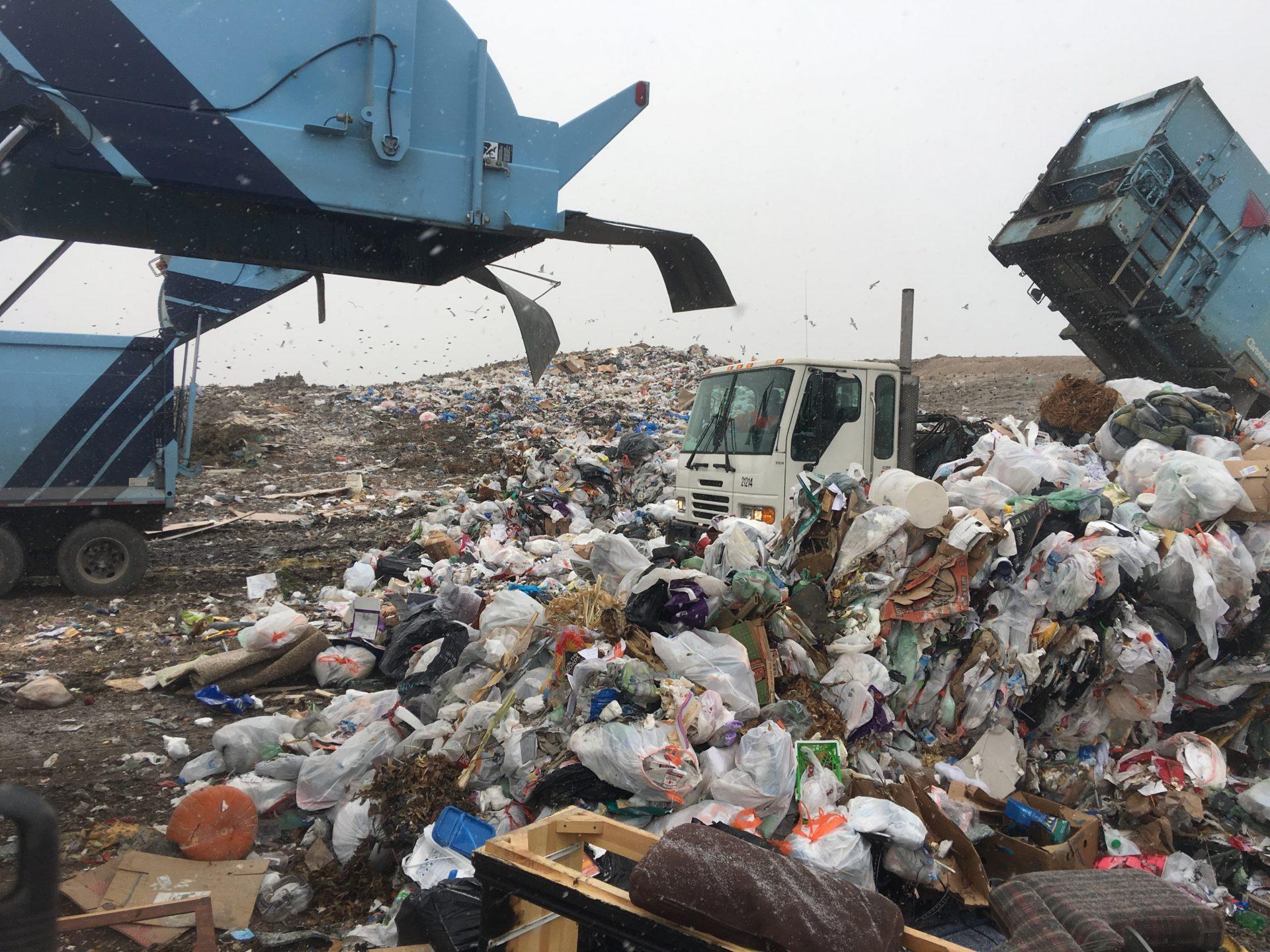 Economia circolare - rifiuti