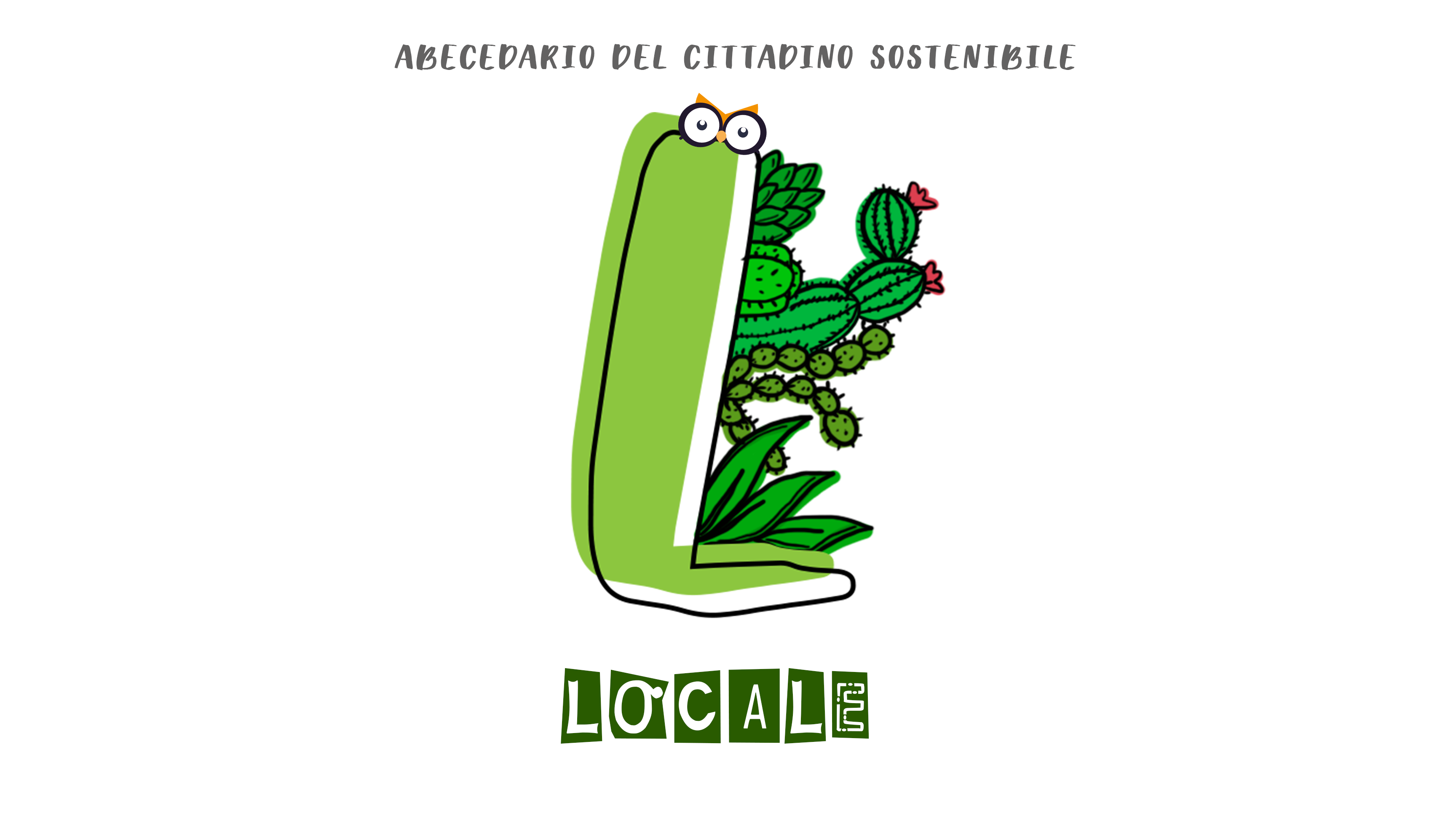 L COME LOCALE - LETTERA