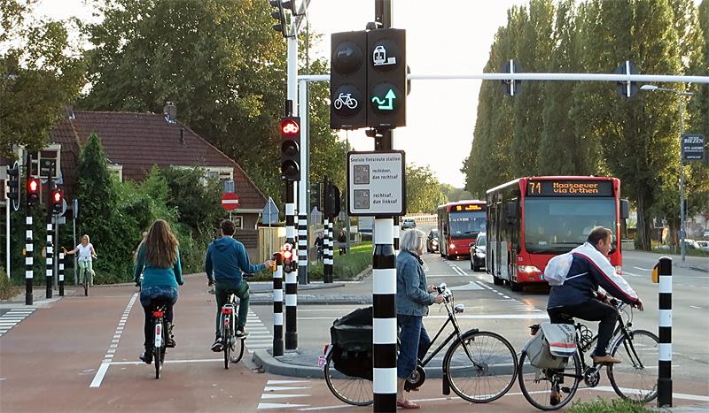 mobilità sostenibile bici