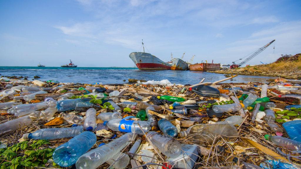 p come partecipazione isole di rifiuti