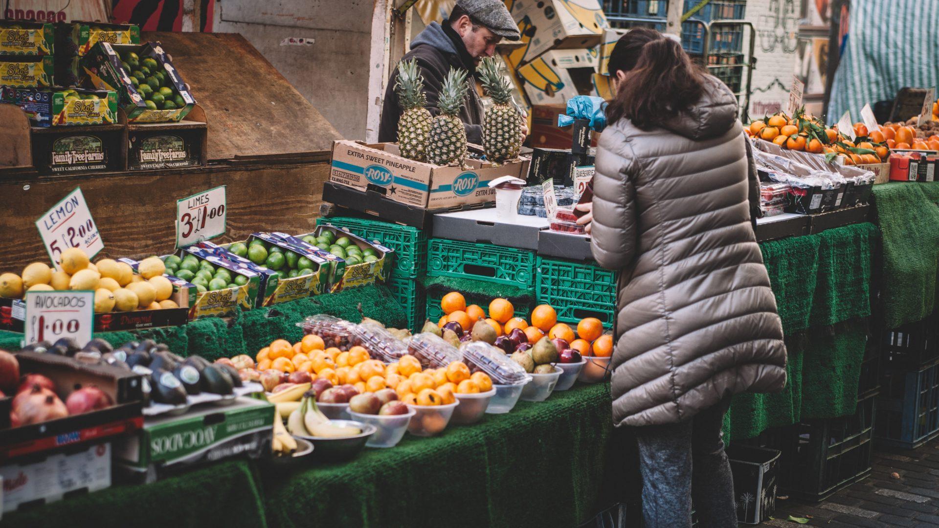 alimentazione sostenibile IQ